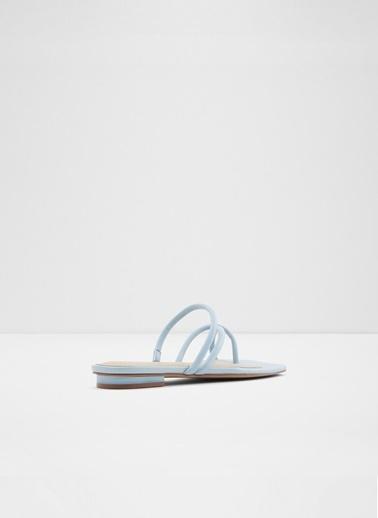 Aldo Mounis - Mavi Kadin Terlik Renkli